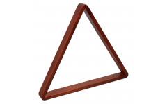 Треугольник 68 мм (дуб, коричневый)